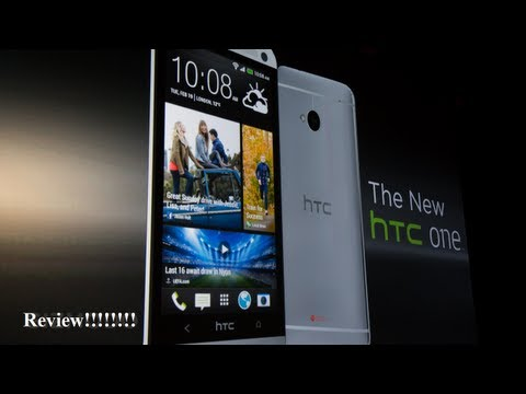 HTC One Review - Rogers Canada