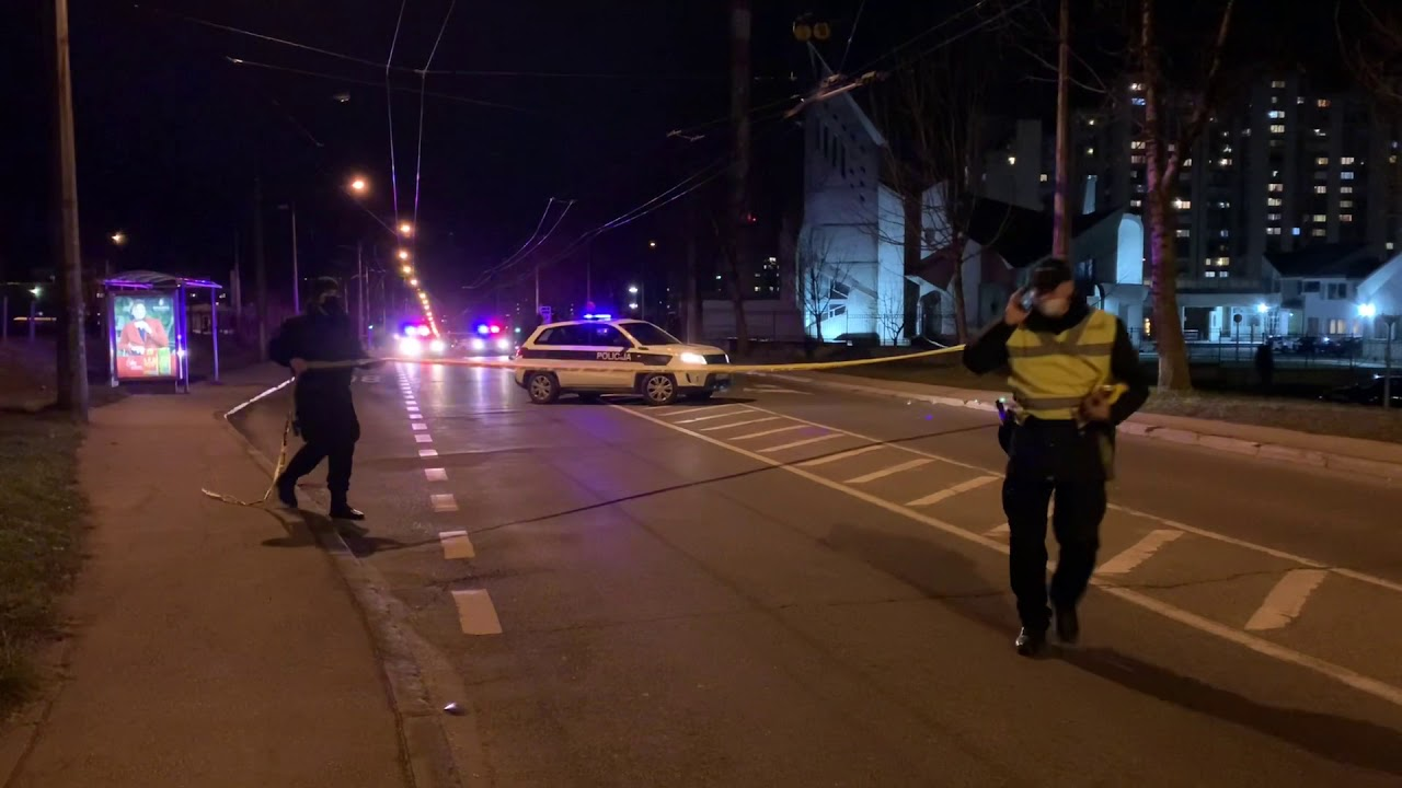 Sarajevo: U saobraćajnoj nesreći na Mojmilu smrtno stradao pješak - YouTube