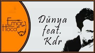 06. Emar - Dünya feat. Kdr (2015) +Lyric
