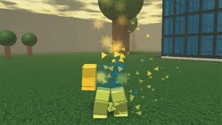 ROBLOX: THE OLD MAN HAS GONE TO THE WORLD THAT DISAPPEARS! -Play Old man