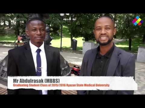 Higher Study Nigeria - Russian Testimonials