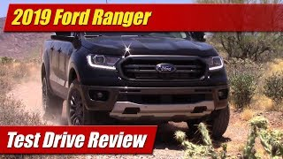 2019 Ford Ranger: Test Drive Review
