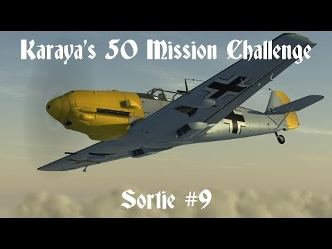 IL-2 Cliffs of Dover - 50 Mission Challenge - Sortie 9 (Team Fusion 4.0)