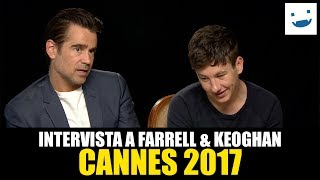Cannes 70 | The Killing Of A Sacred Deer: Intervista A Colin Farrell E Barry Keoghan