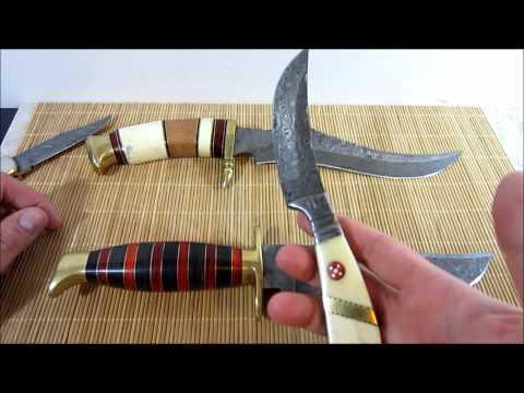 Cheap Damascus Knives Hard Use?
