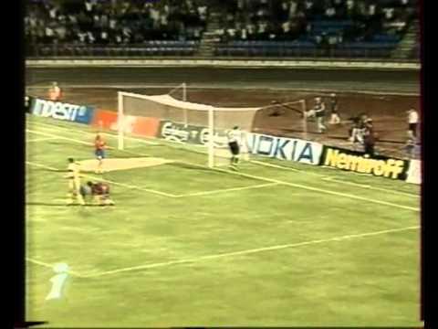 Армения - Украина 2:2. Отбор ЧЕ-2004 (обзор).