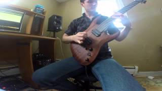 MK Ultra - Periphery (GUITAR COVER by Michael Avery)
