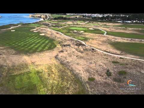 Half Moon Bay Golf Links Flyover Course