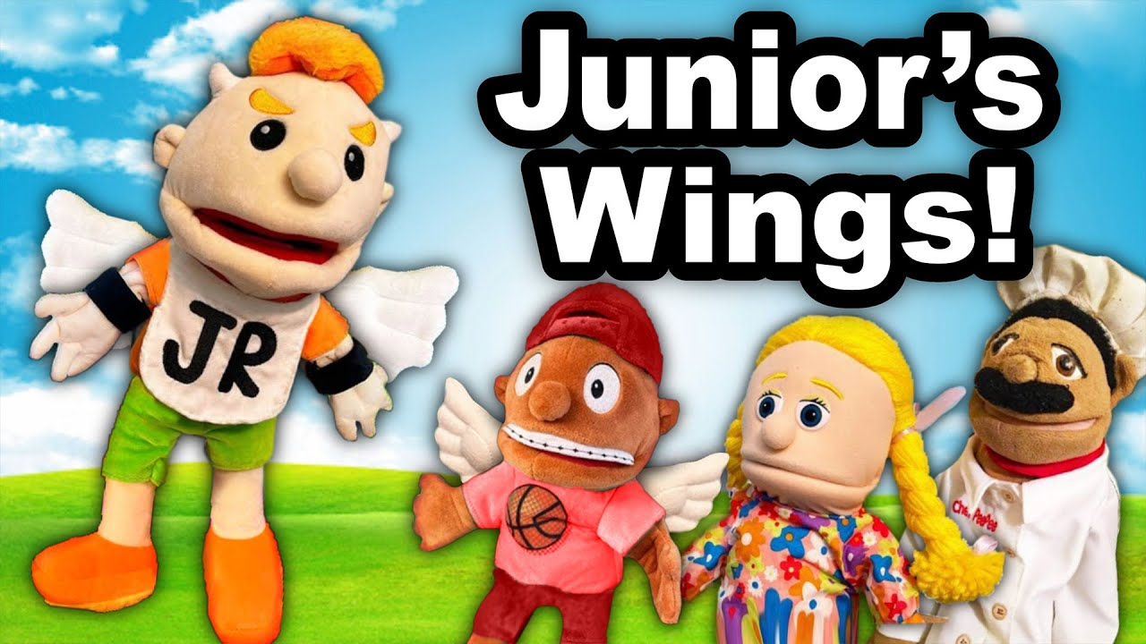 Download SML Movie: Junior's Wings!