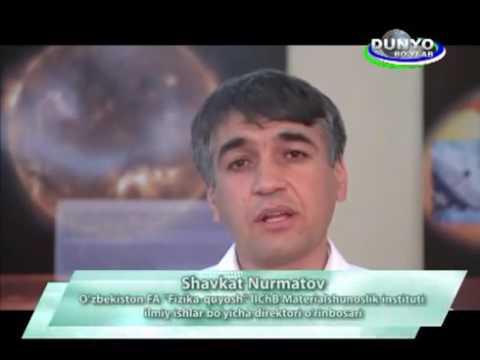 solar thermal project for Uzbekistan