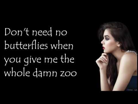 Hailee Steinfeld, Grey - Starving (Lyric...