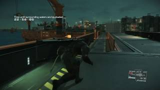 MGSV - FOB Event - Bound Dragons - Normal - TOTAL DISGRACE