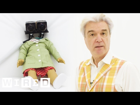 Tour David Byrne's Brain-Twisting New VR Experience | WIRED