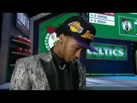 2016 NBA Draft Picks 1 -10