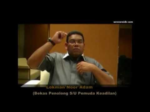 Wan Azizah Pernah Pukul Anwar
