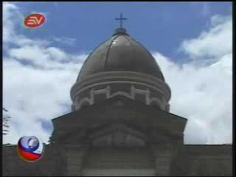 Historia del Cementerio San Diego en Quito Ecuador