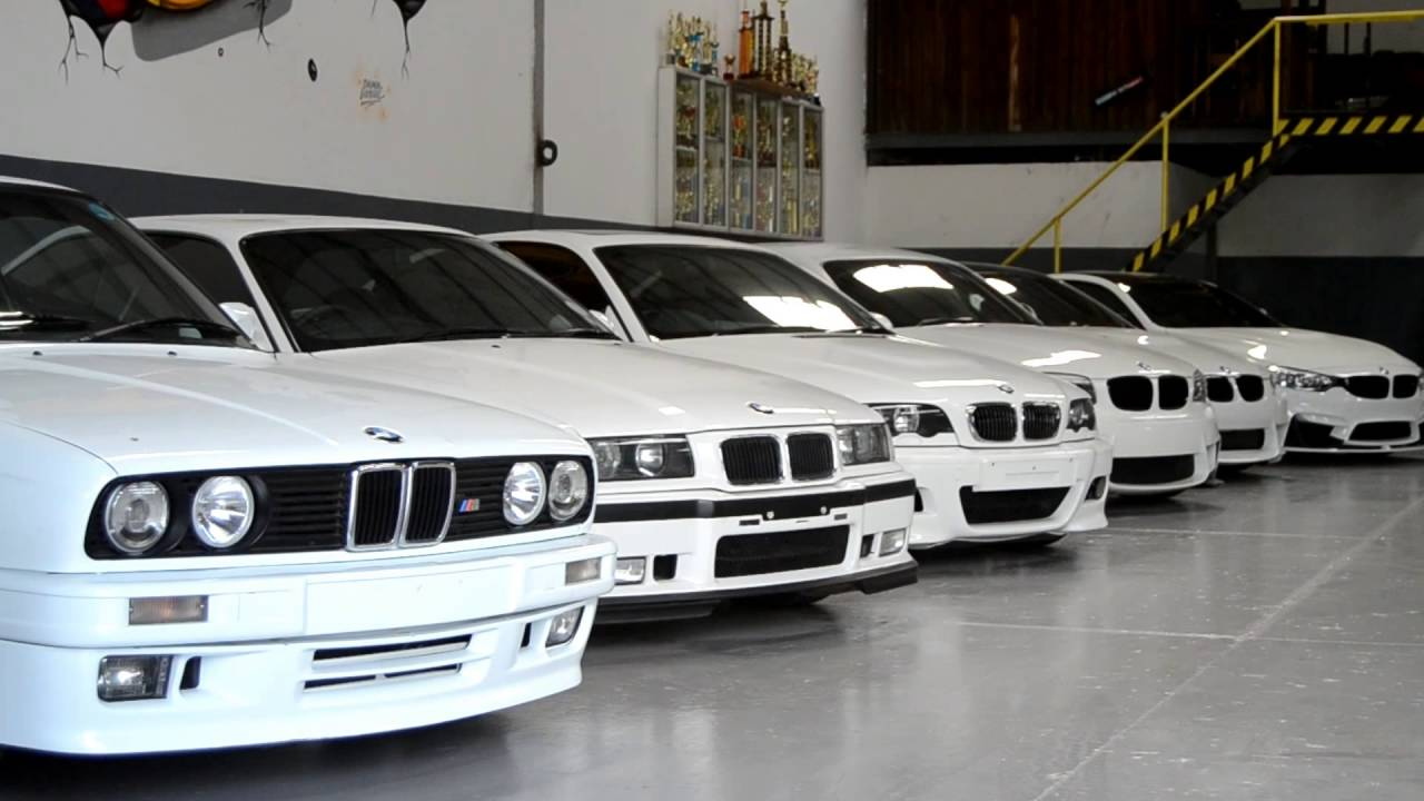 insane collection of the iconic bmw m series youtube. Black Bedroom Furniture Sets. Home Design Ideas