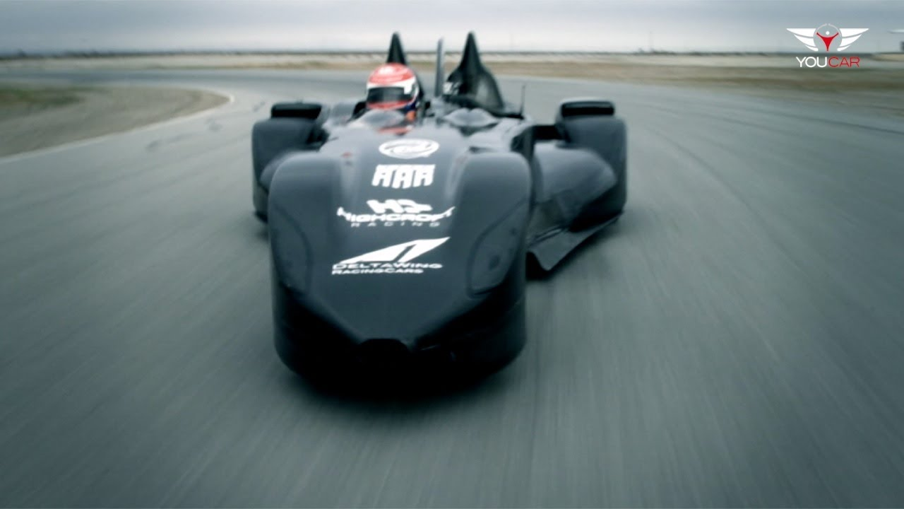 ► Nissan DeltaWing, the Radical Project