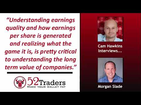 High Frequency Trading w/ Morgan Slade - Quant Trading Interview   72 mins