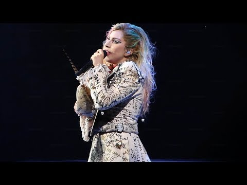 FULL SHOW  Lady Gaga  Joanne World Tour DVD   in Vancouver
