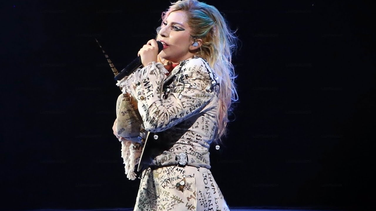 FULL SHOW - Lady Gaga - Joanne World Tour DVD - Live in Vancouver #1