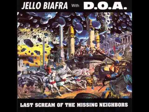 Jello Biafra with D.O.A. - Full Metal Jackoff