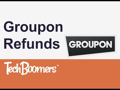 Groupon Refunds - YouTube