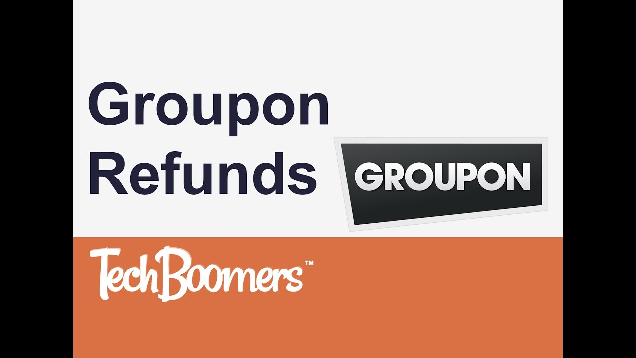 How Groupon Refunds Work + How to Return Your Purchases