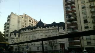 Avenida Alvear from Hotel Alvear to 9 de Julio Av