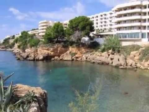 Aparthotel jardin del mar youtube for Aparthotel jardin