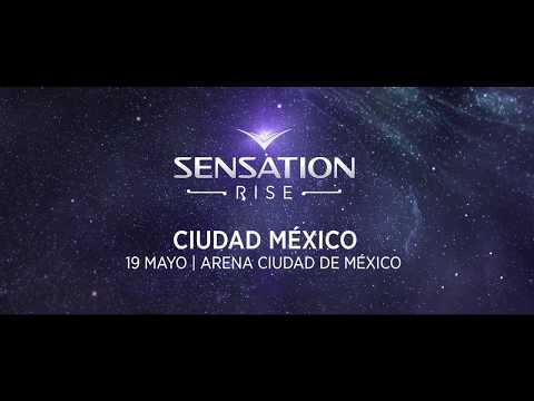 Sensation 'RISE' Mexico City 2018 Lineup Trailer