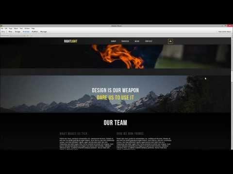 Adobe Muse CC Motion Scroll (Parallax)  Tips & Tricks - MuseThemes.com