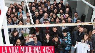 La Vida Moderna 4x57...es poner en el currículum que eres tertuliano y tronista