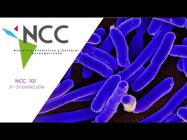 Noticiero Científico y Cultural Iberoamericano, emisión 101. 21 al 27 de enero de 2019.
