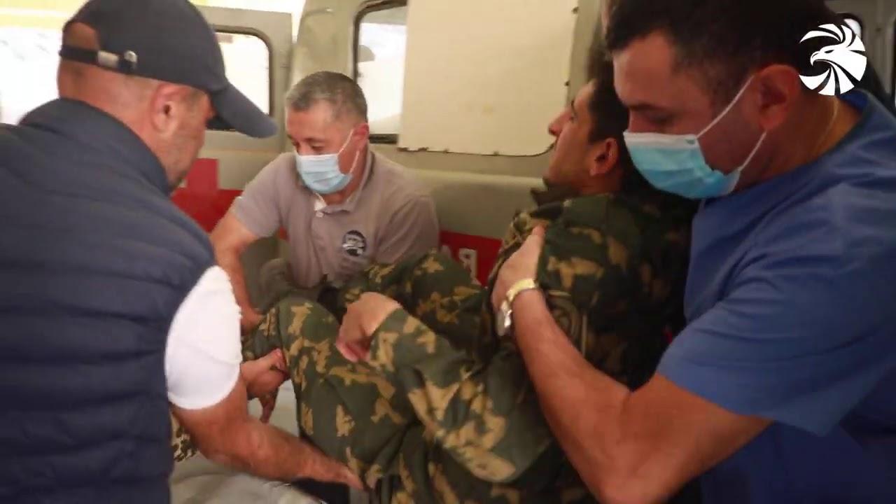 Տեսանյութ. Հակառակորդը թիրախավորել է ՀՀ հարավային սահմանը. Սյունիքում հակառակորդի հարվածից զինծառայողներ են վիրավորվել