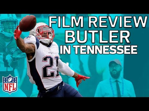 How Malcolm Butler Will Improve the Titans Defense | Film Review | NFL Network