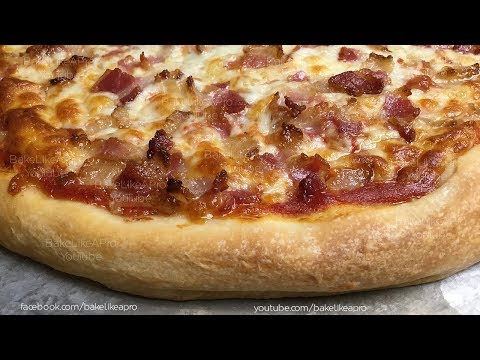 THE BEST Pizza Dough Recipe The ONLY Recipe You Will Ever Need