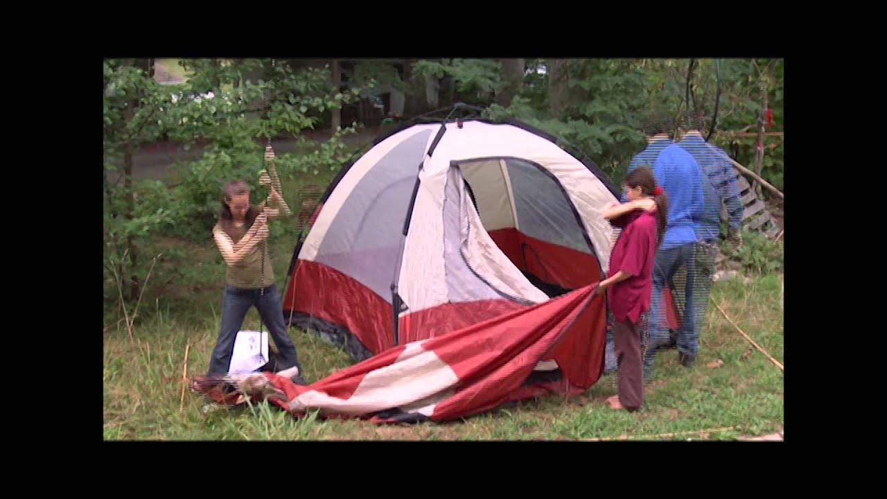 Tent in 60 seconds & Tent in 60 seconds - YouTube