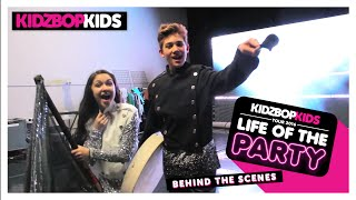 KIDZ BOP Kids – Life Of The Party Tour (Behind The Scenes)