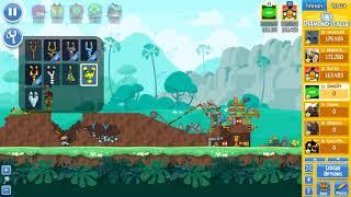 Angry Birds Friends Tournament 301-C Level 2 POWER UP Walkthrough