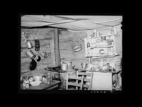 Dust Bowl Migrant Folk Music ǀ Charming Dame