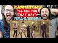 "SLASHSTREET BOYS - ""I'll Kill You That Way"" (Official BACKSTREET BOYS PARODY) - REACTION!!!"