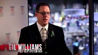 Gil Williams, Poly-clip System USA, speaks about PROCESS EXPO
