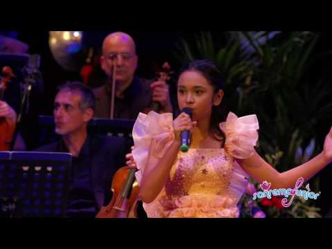 "SanremoJunior 2017, World Finals - A3, Lyodra Margareta Ginting, Indonesia – ""Dear Dream"""
