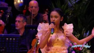 "Gambar cover sanremoJunior 2017, World Finals - A3, Lyodra Margareta Ginting, Indonesia – ""Dear dream"""