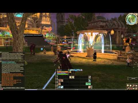 Talking Island Village at Night :) (Lineage 2 L2 GoD)
