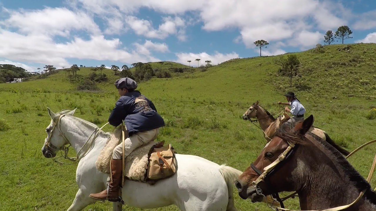 THE GAUCHO TRAIL RIDE - SOUTHERN BRAZIL
