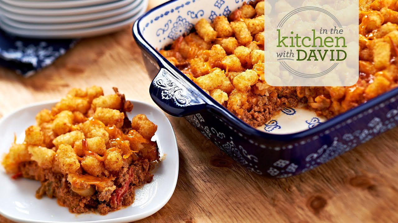 Tater Tot Sloppy Joes - The Chic Site