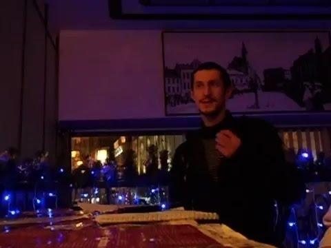Politosophia: Святослав Вишинський — Дві душі українського націоналізму (14.12.2015)