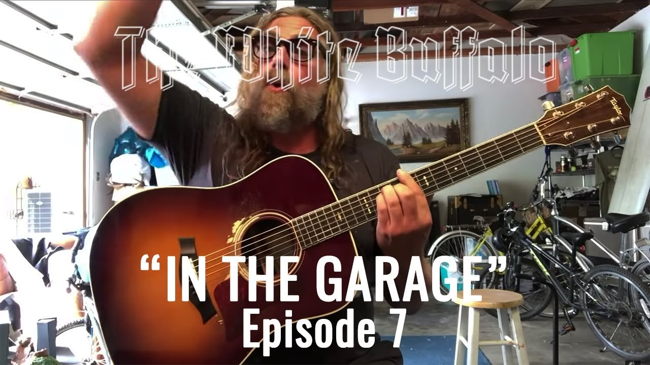 the-white-buffalo-bb-guns-and-dirt-bikes-in-the-garage-episode-7-the-white-buffalo-music